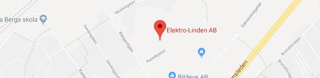 Elektro-Linden AB - Google Maps