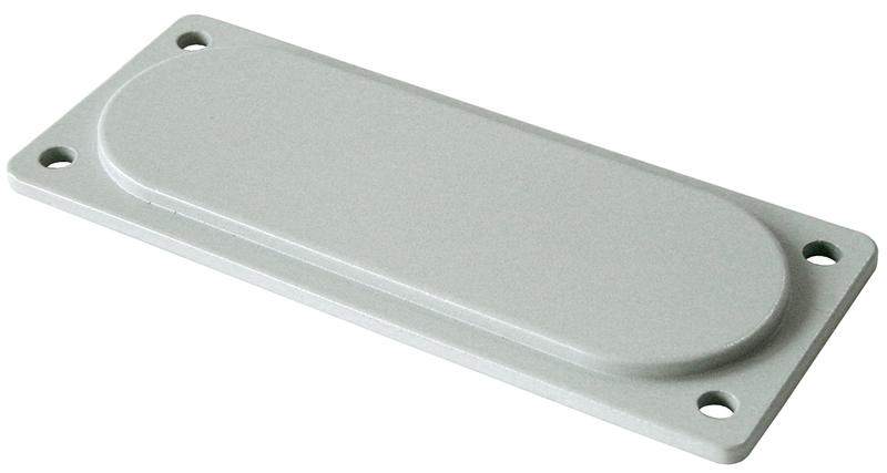 Täckflänsar Aluminium